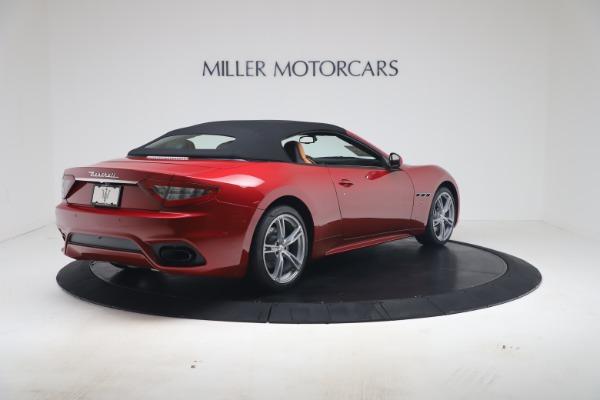 New 2019 Maserati GranTurismo Sport for sale Sold at Pagani of Greenwich in Greenwich CT 06830 16