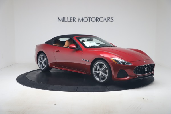 New 2019 Maserati GranTurismo Sport for sale $162,520 at Pagani of Greenwich in Greenwich CT 06830 18