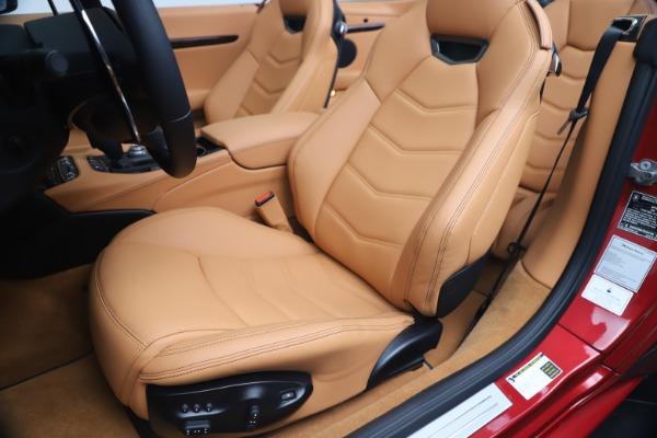 New 2019 Maserati GranTurismo Sport for sale Sold at Pagani of Greenwich in Greenwich CT 06830 21