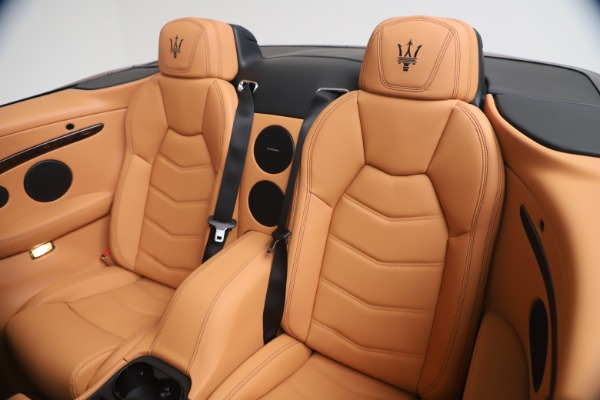 New 2019 Maserati GranTurismo Sport for sale $162,520 at Pagani of Greenwich in Greenwich CT 06830 24