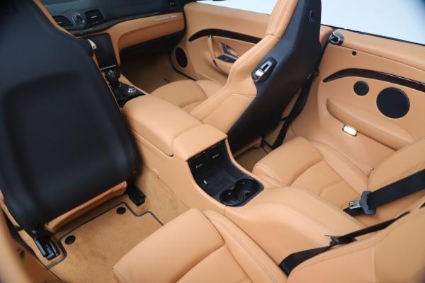 New 2019 Maserati GranTurismo Sport for sale Sold at Pagani of Greenwich in Greenwich CT 06830 25