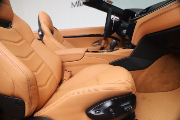 New 2019 Maserati GranTurismo Sport for sale Sold at Pagani of Greenwich in Greenwich CT 06830 27