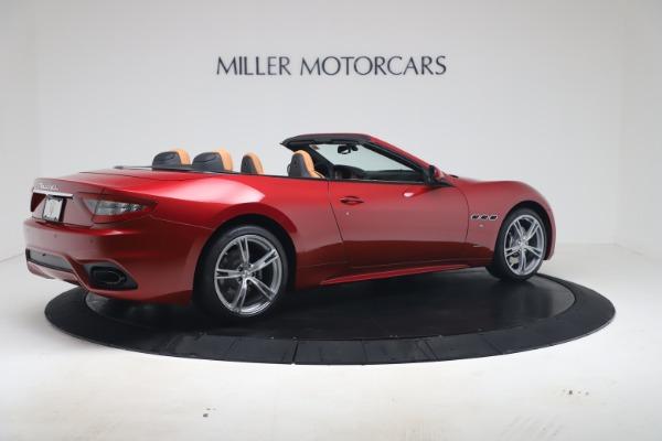 New 2019 Maserati GranTurismo Sport for sale Sold at Pagani of Greenwich in Greenwich CT 06830 8