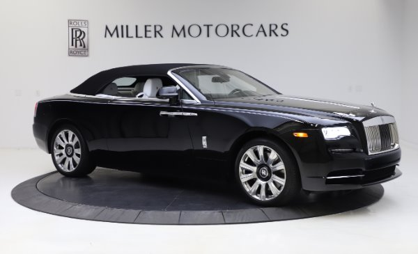 Used 2016 Rolls-Royce Dawn for sale $235,900 at Pagani of Greenwich in Greenwich CT 06830 17