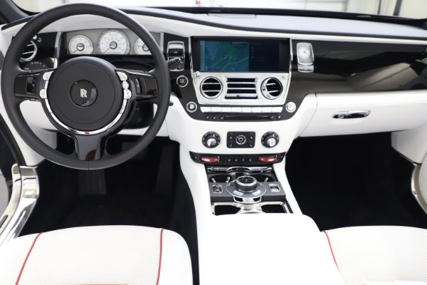 Used 2016 Rolls-Royce Dawn for sale $235,900 at Pagani of Greenwich in Greenwich CT 06830 22
