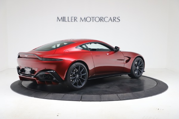 New 2020 Aston Martin Vantage Coupe for sale $195,459 at Pagani of Greenwich in Greenwich CT 06830 7