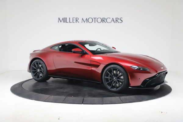New 2020 Aston Martin Vantage Coupe for sale $195,459 at Pagani of Greenwich in Greenwich CT 06830 9