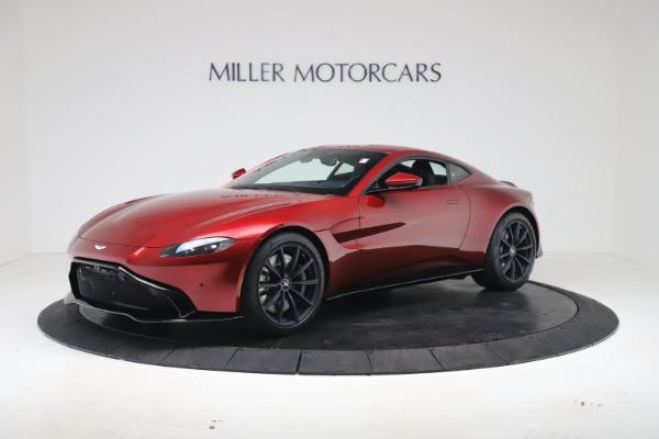 New 2020 Aston Martin Vantage Coupe for sale $195,459 at Pagani of Greenwich in Greenwich CT 06830 1