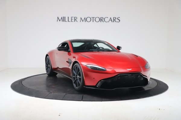 New 2020 Aston Martin Vantage Coupe for sale $195,089 at Pagani of Greenwich in Greenwich CT 06830 10
