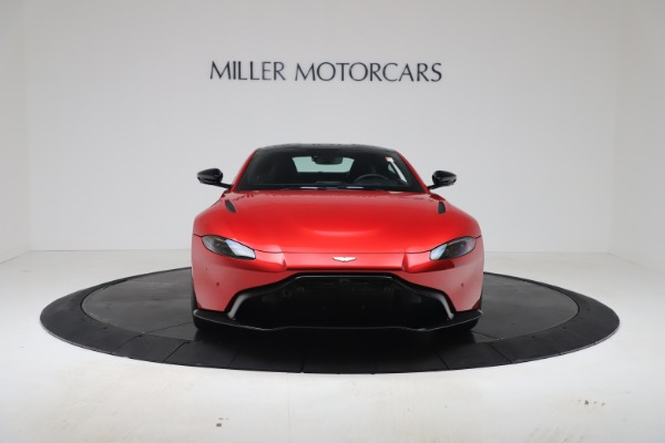 New 2020 Aston Martin Vantage Coupe for sale $195,089 at Pagani of Greenwich in Greenwich CT 06830 11