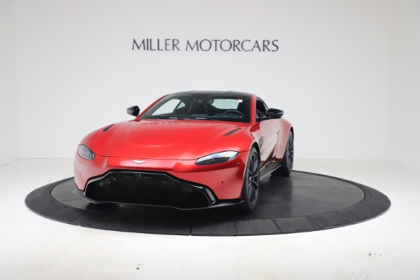 New 2020 Aston Martin Vantage Coupe for sale $195,089 at Pagani of Greenwich in Greenwich CT 06830 12