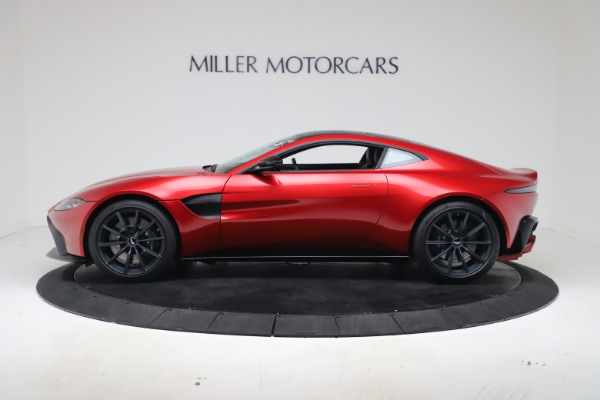 New 2020 Aston Martin Vantage Coupe for sale $195,089 at Pagani of Greenwich in Greenwich CT 06830 2