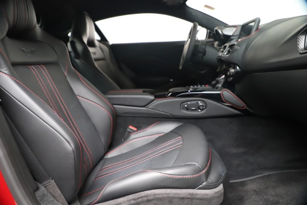 New 2020 Aston Martin Vantage Coupe for sale $195,089 at Pagani of Greenwich in Greenwich CT 06830 20