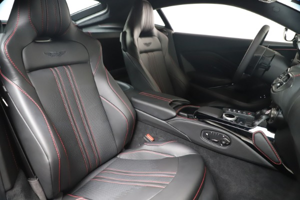 New 2020 Aston Martin Vantage Coupe for sale $195,089 at Pagani of Greenwich in Greenwich CT 06830 21