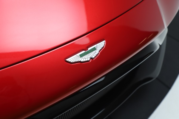 New 2020 Aston Martin Vantage Coupe for sale $195,089 at Pagani of Greenwich in Greenwich CT 06830 22