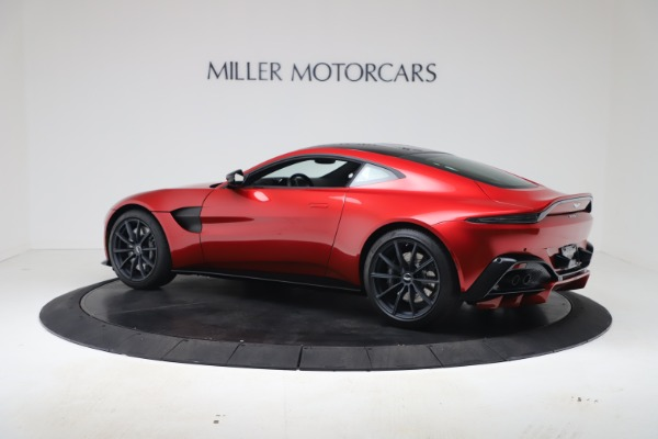 New 2020 Aston Martin Vantage Coupe for sale $195,089 at Pagani of Greenwich in Greenwich CT 06830 3