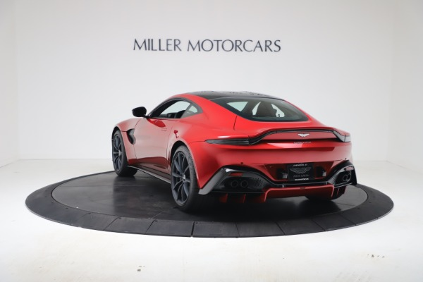 New 2020 Aston Martin Vantage Coupe for sale $195,089 at Pagani of Greenwich in Greenwich CT 06830 4