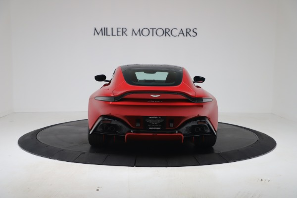 New 2020 Aston Martin Vantage Coupe for sale $195,089 at Pagani of Greenwich in Greenwich CT 06830 5