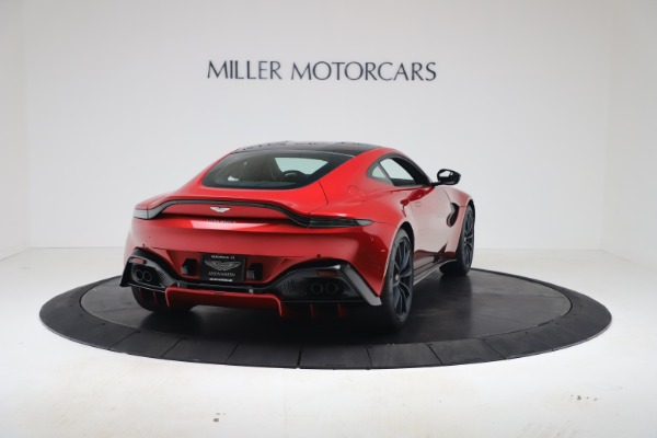 New 2020 Aston Martin Vantage Coupe for sale $195,089 at Pagani of Greenwich in Greenwich CT 06830 6