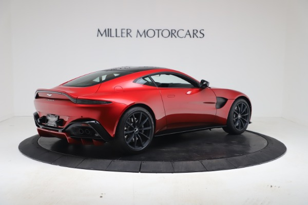 New 2020 Aston Martin Vantage Coupe for sale $195,089 at Pagani of Greenwich in Greenwich CT 06830 7