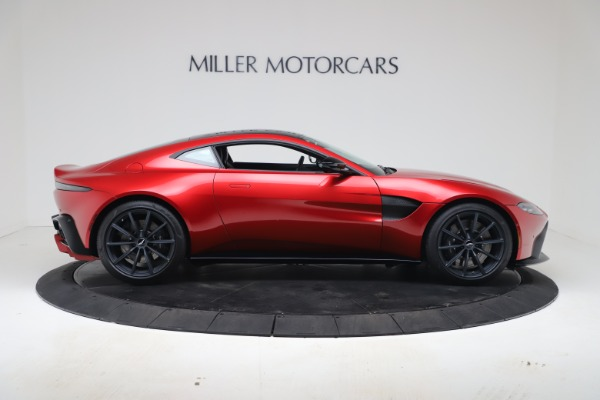 New 2020 Aston Martin Vantage Coupe for sale $195,089 at Pagani of Greenwich in Greenwich CT 06830 8
