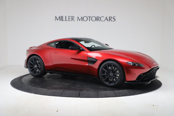 New 2020 Aston Martin Vantage Coupe for sale $195,089 at Pagani of Greenwich in Greenwich CT 06830 9