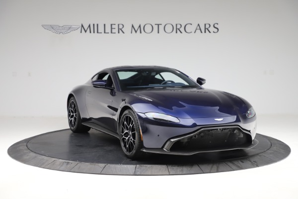 New 2020 Aston Martin Vantage AMR Coupe for sale Sold at Pagani of Greenwich in Greenwich CT 06830 10