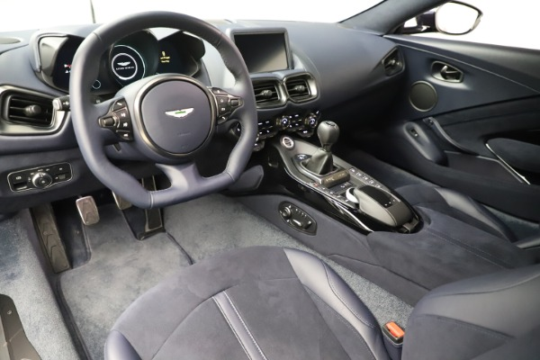 New 2020 Aston Martin Vantage AMR Coupe for sale Sold at Pagani of Greenwich in Greenwich CT 06830 12