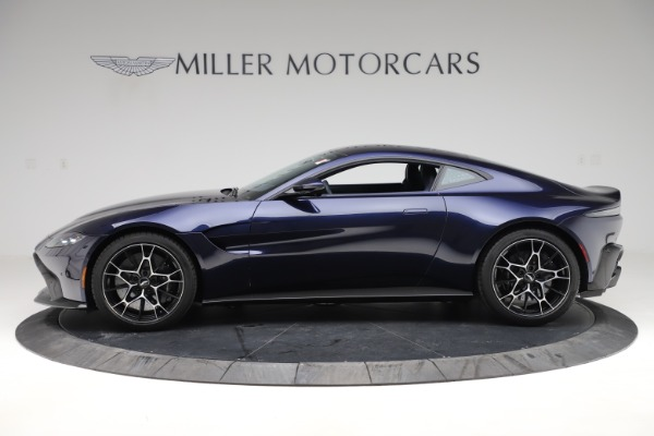 New 2020 Aston Martin Vantage AMR Coupe for sale Sold at Pagani of Greenwich in Greenwich CT 06830 2