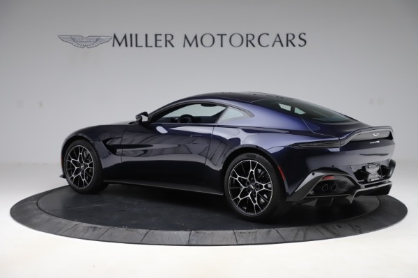 New 2020 Aston Martin Vantage AMR Coupe for sale Sold at Pagani of Greenwich in Greenwich CT 06830 3