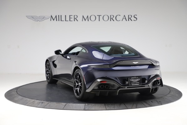 New 2020 Aston Martin Vantage AMR Coupe for sale Sold at Pagani of Greenwich in Greenwich CT 06830 4