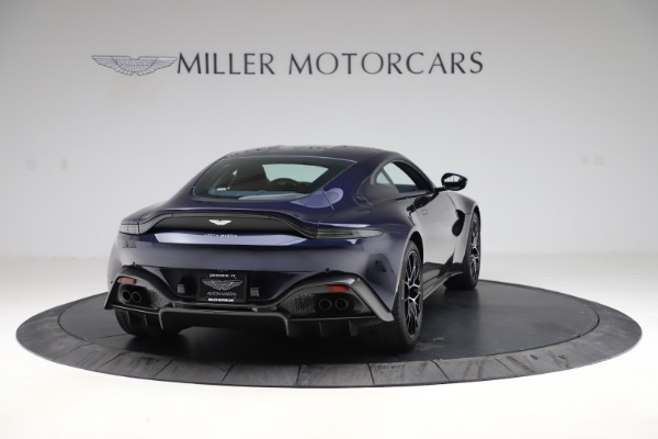 New 2020 Aston Martin Vantage AMR Coupe for sale Sold at Pagani of Greenwich in Greenwich CT 06830 6