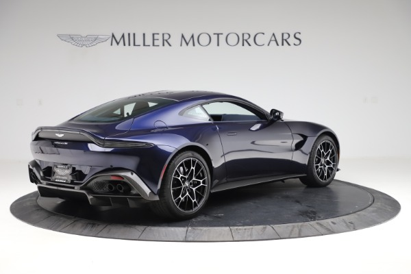 New 2020 Aston Martin Vantage AMR Coupe for sale Sold at Pagani of Greenwich in Greenwich CT 06830 7