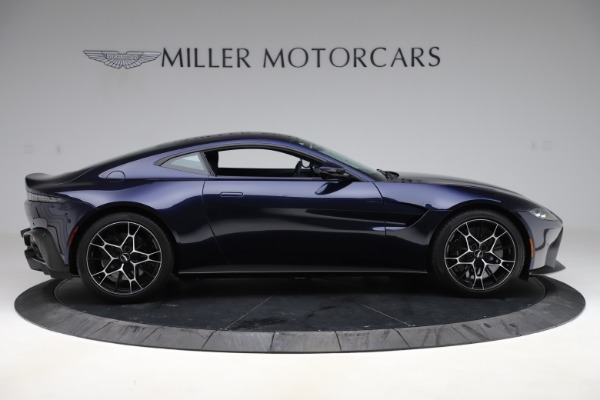 New 2020 Aston Martin Vantage AMR Coupe for sale Sold at Pagani of Greenwich in Greenwich CT 06830 8