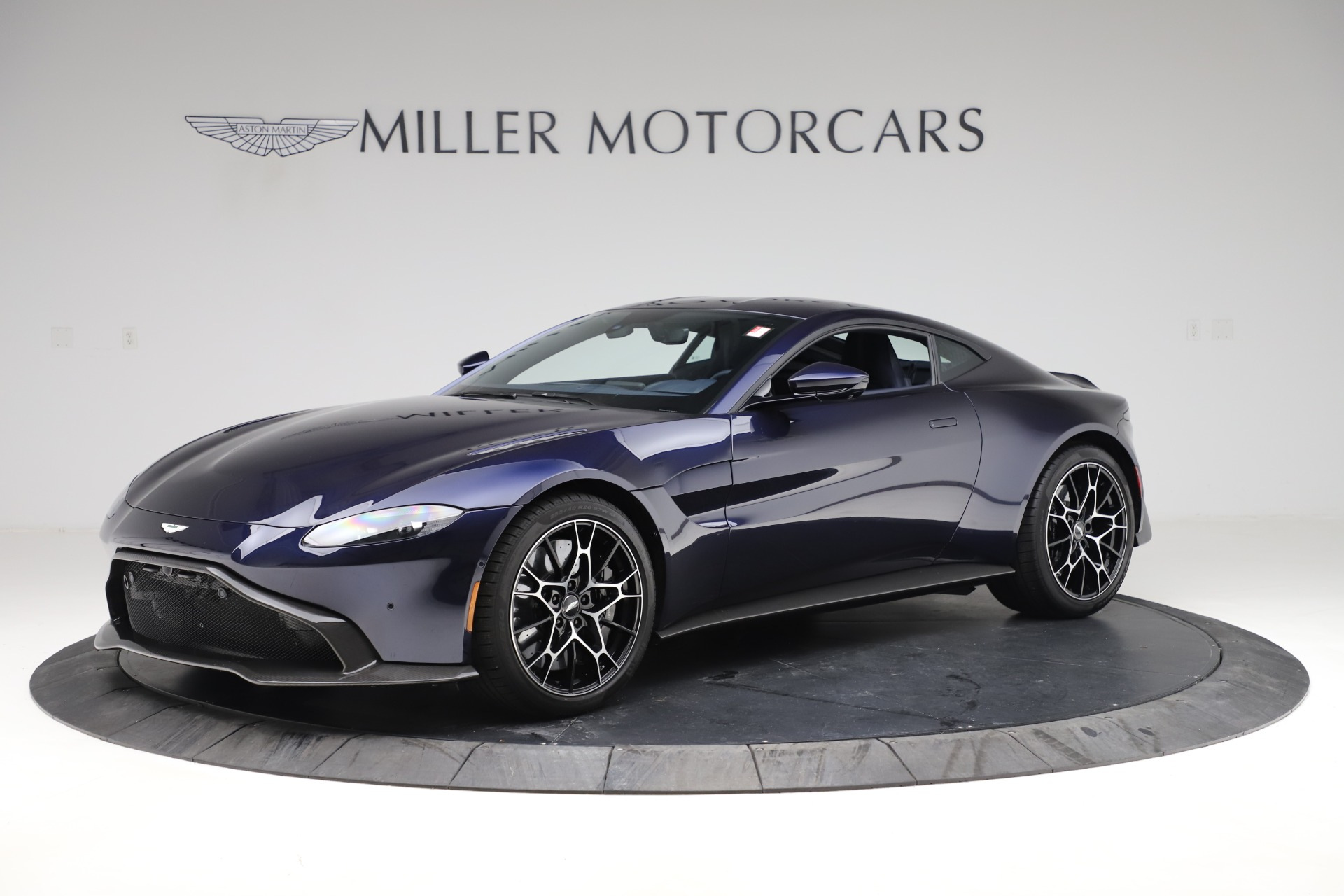 New 2020 Aston Martin Vantage AMR Coupe for sale Sold at Pagani of Greenwich in Greenwich CT 06830 1