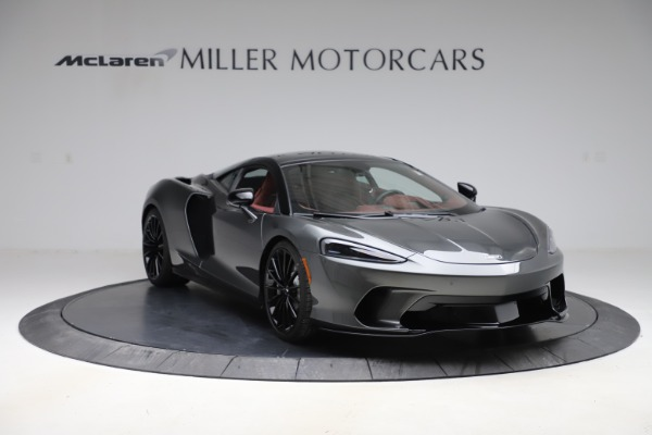 New 2020 McLaren GT Coupe for sale $247,275 at Pagani of Greenwich in Greenwich CT 06830 10