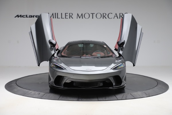 New 2020 McLaren GT Pioneer for sale $247,275 at Pagani of Greenwich in Greenwich CT 06830 12