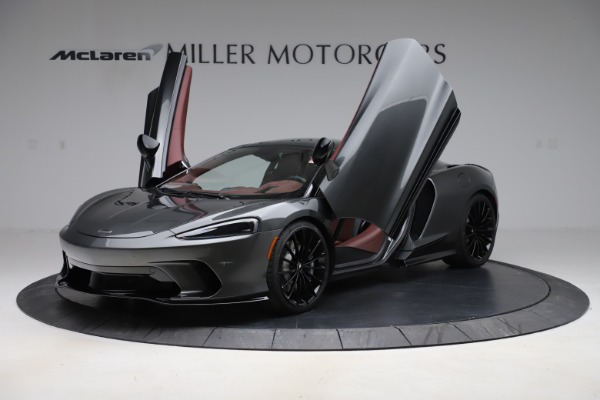 New 2020 McLaren GT Coupe for sale $247,275 at Pagani of Greenwich in Greenwich CT 06830 13