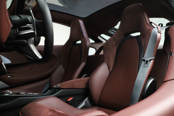 New 2020 McLaren GT Coupe for sale $247,275 at Pagani of Greenwich in Greenwich CT 06830 17
