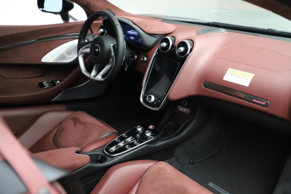 New 2020 McLaren GT Coupe for sale $247,275 at Pagani of Greenwich in Greenwich CT 06830 18