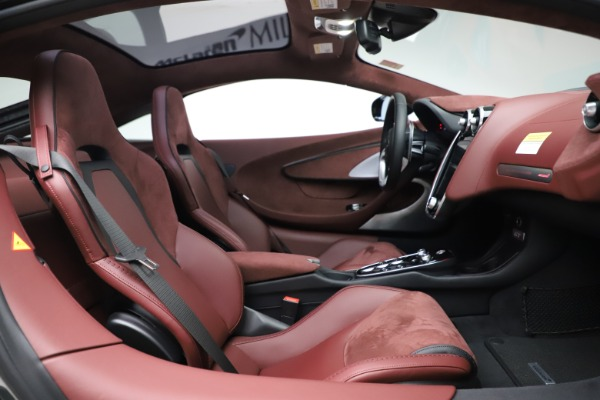 New 2020 McLaren GT Pioneer for sale $247,275 at Pagani of Greenwich in Greenwich CT 06830 19