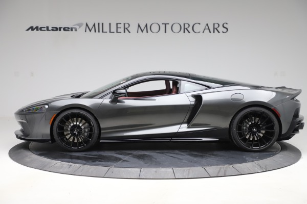 New 2020 McLaren GT Coupe for sale $247,275 at Pagani of Greenwich in Greenwich CT 06830 2