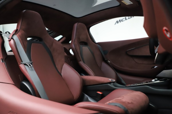 New 2020 McLaren GT Coupe for sale $247,275 at Pagani of Greenwich in Greenwich CT 06830 20