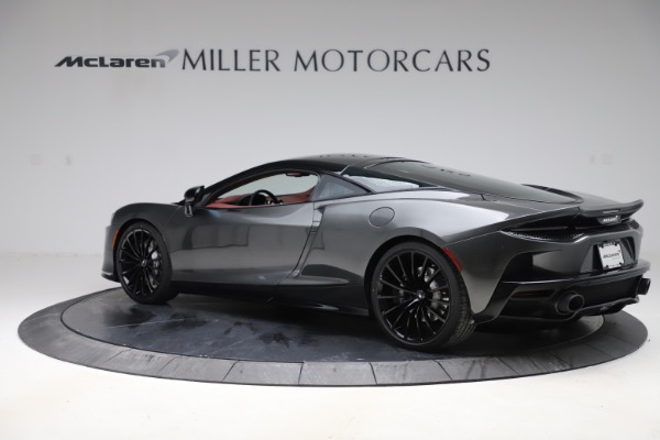 New 2020 McLaren GT Coupe for sale $247,275 at Pagani of Greenwich in Greenwich CT 06830 3