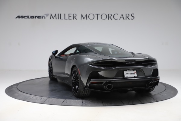 New 2020 McLaren GT Coupe for sale $247,275 at Pagani of Greenwich in Greenwich CT 06830 4