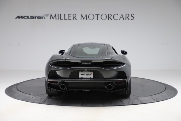 New 2020 McLaren GT Coupe for sale $247,275 at Pagani of Greenwich in Greenwich CT 06830 5