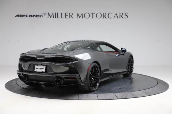 New 2020 McLaren GT Coupe for sale $247,275 at Pagani of Greenwich in Greenwich CT 06830 6