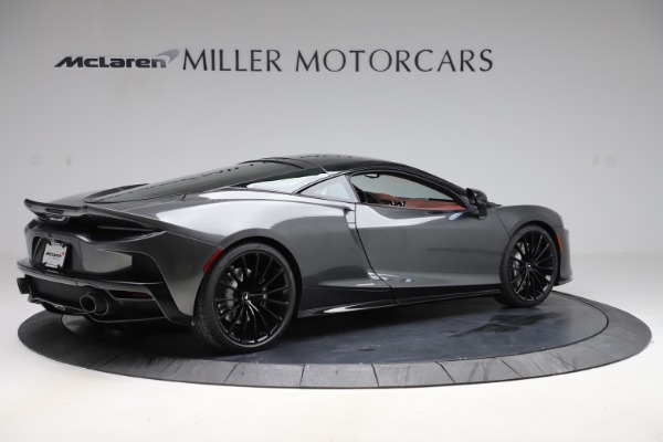 New 2020 McLaren GT Coupe for sale $247,275 at Pagani of Greenwich in Greenwich CT 06830 7