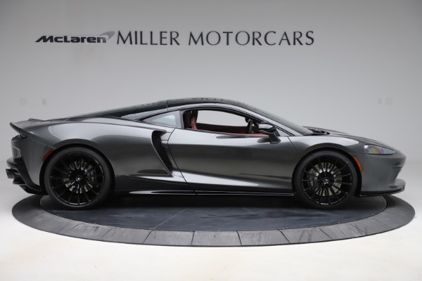 New 2020 McLaren GT Coupe for sale $247,275 at Pagani of Greenwich in Greenwich CT 06830 8