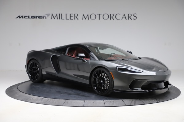 New 2020 McLaren GT Coupe for sale $247,275 at Pagani of Greenwich in Greenwich CT 06830 9